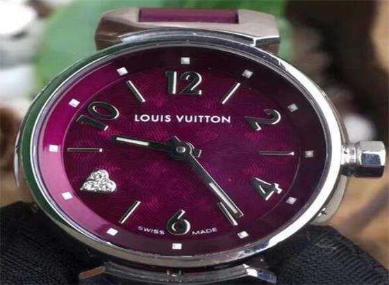路易威登手表走时快的原因