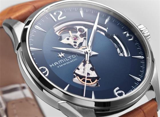如何关闭可拆卸的汉米尔顿手表底盖