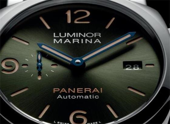沛纳海手表的维修和修复