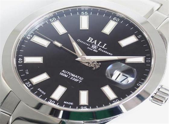 波尔手表防水性