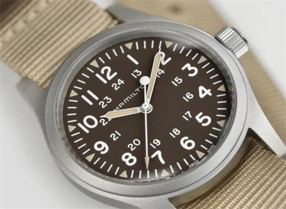 汉米尔顿腕表怎样换零件