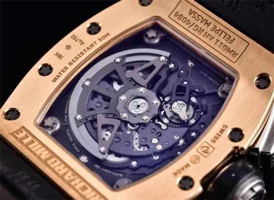 磁性如何影响里查德米尔手表