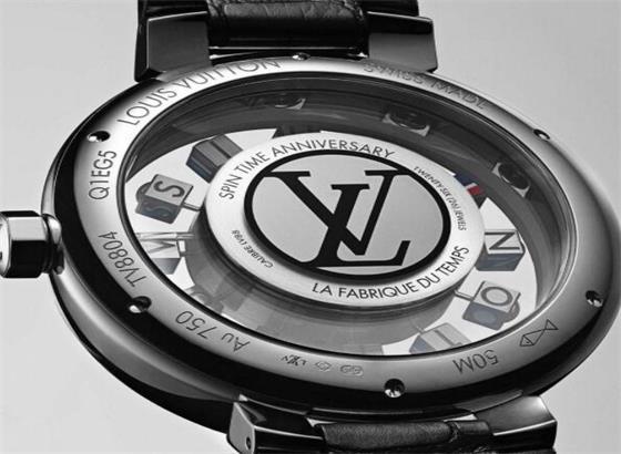 路易威登自动手表维护