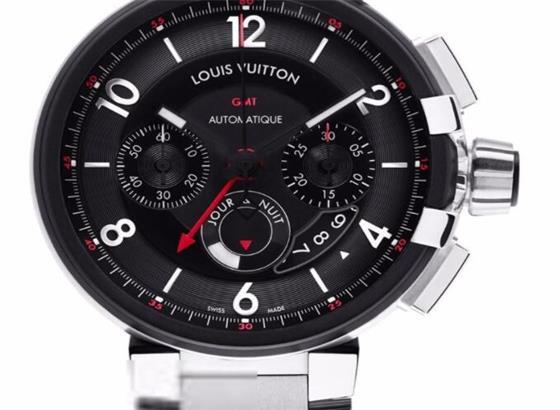 路易威登腕表如何启动自动上弦