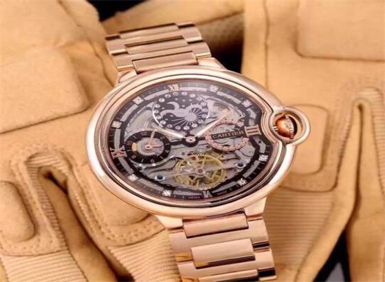 香奈儿腕表怎样设置时间