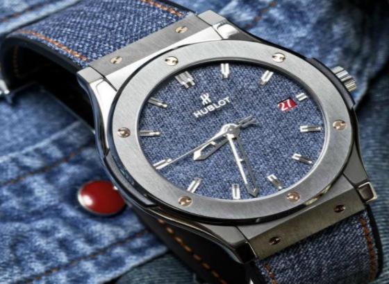 宇舶腕表更换金属表带