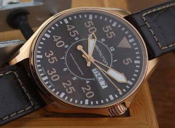汉米尔顿手表电池更换