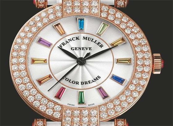 法穆兰穆勒手表表带尺寸