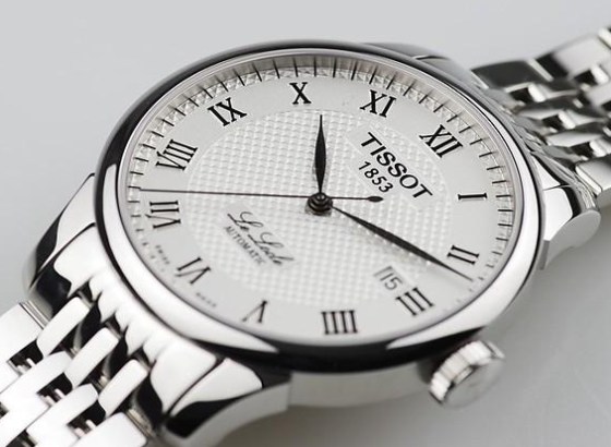 天梭如何修理自动上弦腕表
