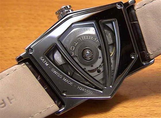 如何清洁汉米尔顿腕表