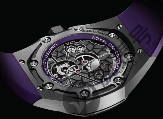 爱彼腕表怎样更换电池