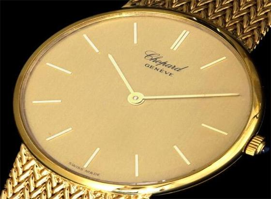 如何维修萧邦手表