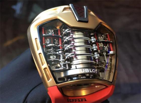 宇舶腕表更换表带