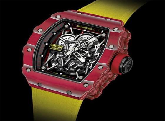 里查德米尔手表更换摆轮