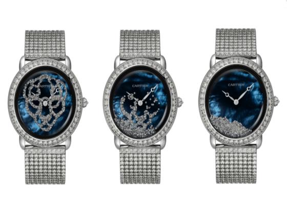 《钟表与奇迹》 2021年:卡地亚(Cartier)及其新的高级Joailler