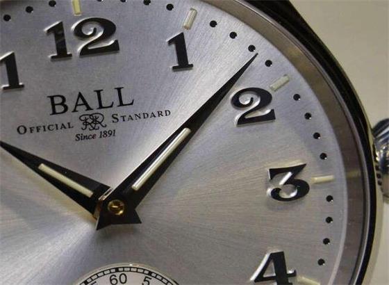 波尔防水手表