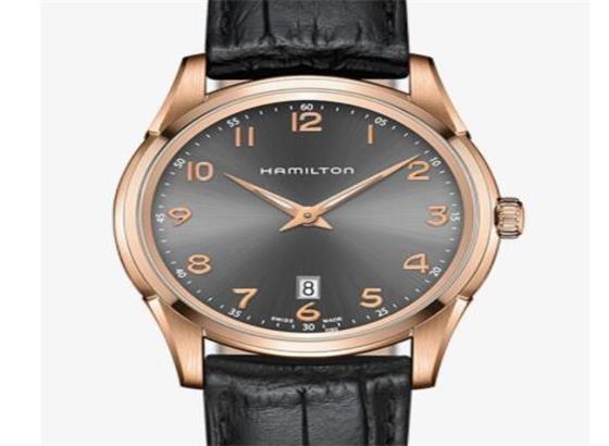 汉米尔顿腕表设置日期和时间