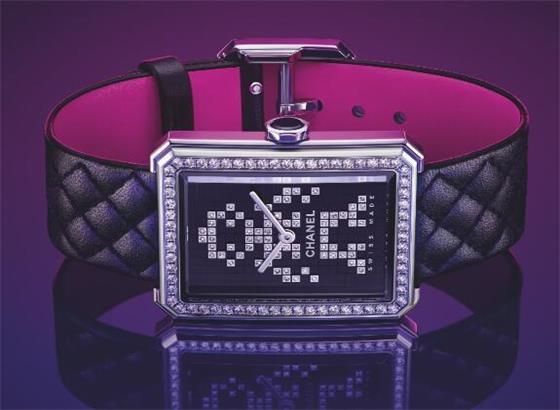 香奈儿(Chanel)推出其新系列-电子