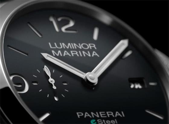 《钟表与奇迹》 2021年:沛纳海发布