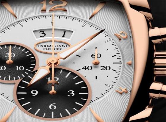 帕玛强尼手表表带的安装