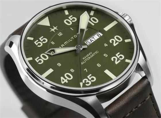 汉米尔顿腕表表带更换