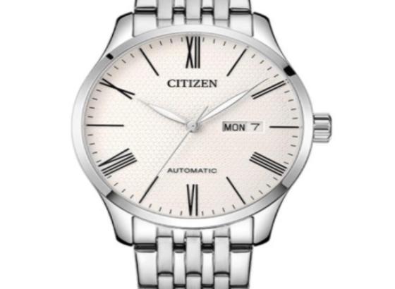西铁城腕表表带调整大小