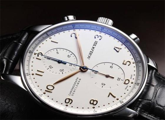 如何调节艾戈勒机械腕表
