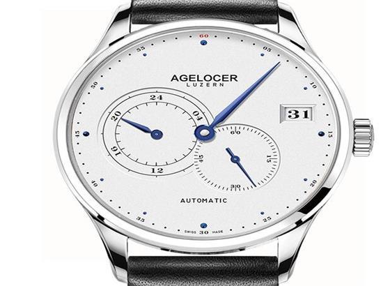 艾戈勒机械腕表更换机芯