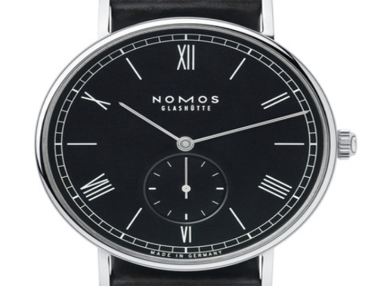 NOMOS手表尺寸测量