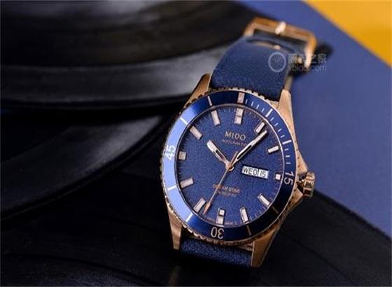 美度手表进水后处理方法