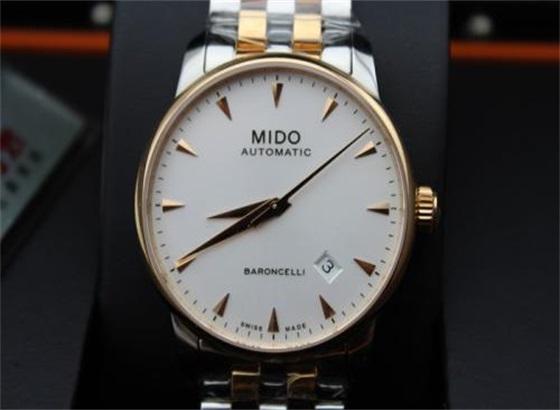 美度腕表表蒙更换方法