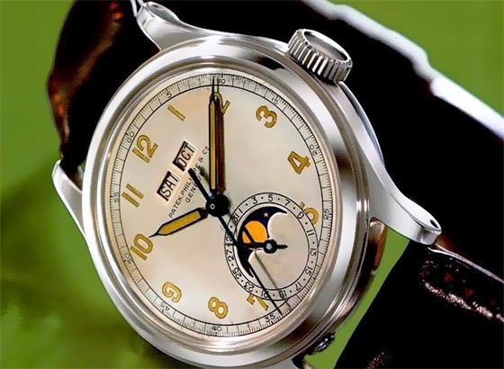 百达翡丽手表使用提示与维护