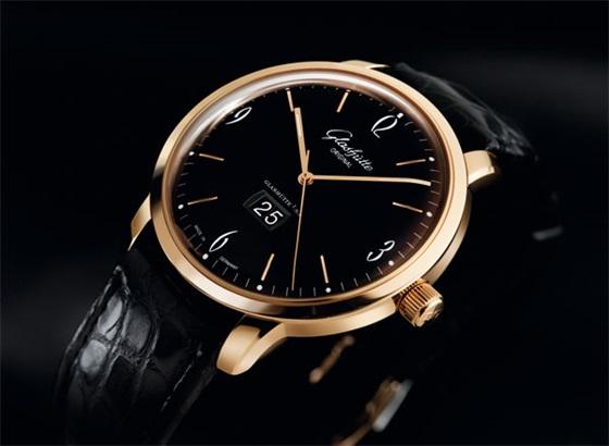 格拉苏蒂手表的表冠摔了怎么办?