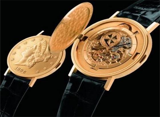 江诗丹顿手表清洁