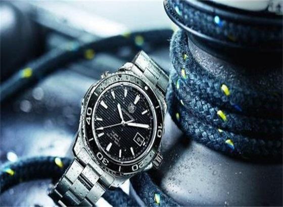 泰格豪雅手表受磁不走了怎样给手表消磁