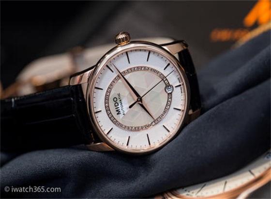 美度腕表如何更换皮革表带