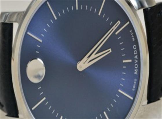 摩凡陀手表出现划痕怎么办