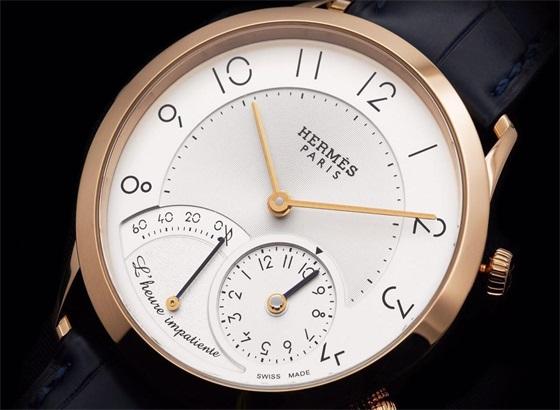 爱马仕手表的表针怎样更换