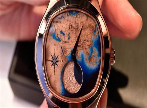 伯爵手表如何更换水晶