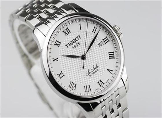天梭手表电池怎样更换
