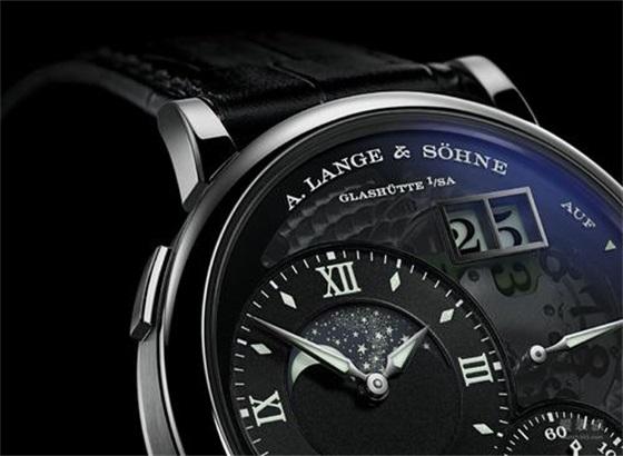 朗格手表长时间不戴走时停止怎样调整