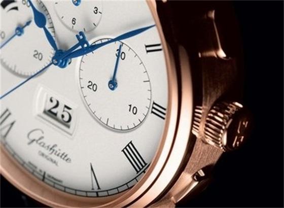 格拉苏蒂机械手表今天停了一次是不是有问题,该怎么办?