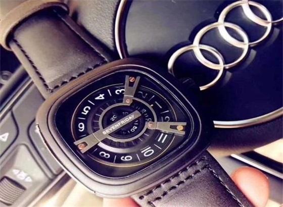 如何清洁七个星期五手表表带或手链