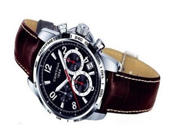 雪铁纳手表如何更换表带