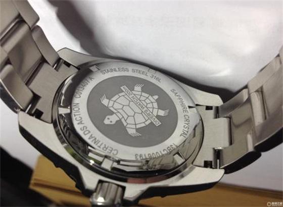 雪铁纳手表表带更换