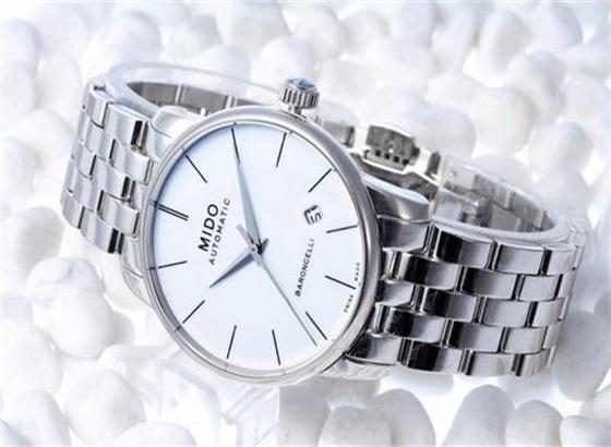 美度手表的消磁方法